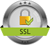 SSL 100% Secure Information